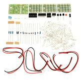 DIY CD4017+ne555 Kit de Aprendizagem de Eletrônica de Módulo de Estrobo