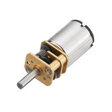 ChiHai CHF-GM12-1215R DC Motor 12V 1050rpm Mute Torsion Large Hollow Cup Reduction Gear Motor
