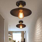E26 / E27 Endüstriyel Tavan Işık Kolye Fikstür Lamba Ev Oturma Odası Dekor