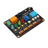 Easy Module MIX V1 Bảng mở rộng đa chức năng cho UNO R3 YwRobot cho Arduino - sản phẩm hoạt động với bảng Arduino chính thức
