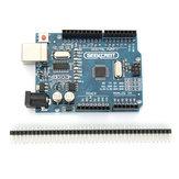 3 stuks UNO R3 ATmega328P Development Board Geen kabel Geekcreit voor Arduino - producten die werken met officiële Arduino-boards