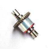 Différentiel en métal amélioré Wltoys 124018 124019 144001 pièces de voiture RC