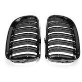 Krata do grillowania nerki z czarnym grillem dla BMW E92 E93 2010-2014