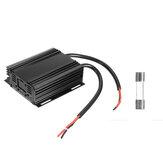 500W MPPT Solar Boost Controller Batteri 24V ~ 88V 0-10A Solar Charger Regulator