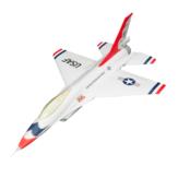 F16 750mm Kanat Açıklığı EPO Malzeme Kanallı Fan EDF Jet Warbird RC Uçak KITI