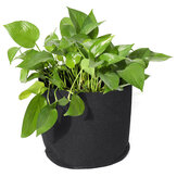 1-100Gallon Potato Planting Bag Pot Planter Growing Garden Vegetable Container