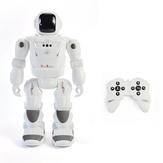 DEVO Robot Smart RC Robot programmabile a infrarossi gesture di controllo Dance LED giocattolo del robot di espressione