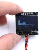 Lantian Mini High Sensitive 2.4ghz  Frequency Spectrograph OLED Display Open Source For RC Drone