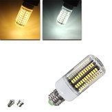 LED Lâmpada 12w 136 SMD 5733 1500lm LED tampa de milho lâmpada de luz lâmpada 220V AC E27 e14 b22
