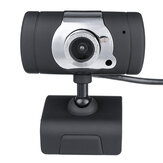 Full HD 720P PC Laptop Camera USB 2.0 Webcam Video Calling Web Cam W/ Microphone Camera