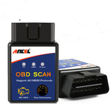 ANCEL ELM327 V1.5 bluetooth Car Fault Detector Car Diagnostic Scanner Tool