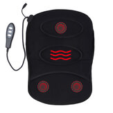 Protable Car Massage Cushion Ultra Thin Heating Function 3 tryby Car Home Office