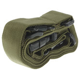 EDC 3-point Strap Three Point Tactical Sling Multi-function Adjustable String Clip Airsoft Strap