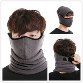 Winter Outdoor Cycling Bicycle Beanie Hat Face Face Maschera