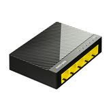 netcore S5G 5-портовый гигабитный сетевой коммутатор настенный Ethernet-коммутатор для мониторинга сети Plug and play