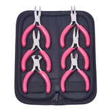 Mini Jewelry Pliers Sets DIY Jewelry Tools & Equipments For