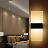 AC85-265V 3W Modern LED Wall Light Up&Down Cube Indoor Sconce Lighting Lamp Fixture Home Decor