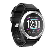 BakeeyG50SРегулировкаяркостиСердцеЧастота артериального давления Монитор 1,3 дюйма HD IPS Экран 200 мАч с длительным временем ожидания Smart Watch