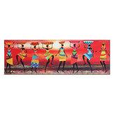 DIY холст картина 30 * 90 см / 40 * 120 см / 50 * 150 см висит рисунок настенная живопись спальня украшение дома для Для взрослых детей