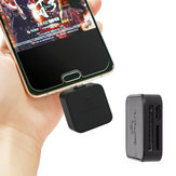 Bakeey 2 in 1 Type-c Micro USB TF Falsh Memory Card SD Card Reader OTG for Mobile Phone