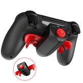 iPega PG-P4013 Gamepad Conversor de botão de extensão traseira para PS4 PS3 Controlador de jogo para iOS Android PC Dispositivo de extensão de botão traseiro