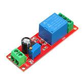 NE555 Module de relais temporisé à puce avec commutateur de commutation simple et permanent 12V