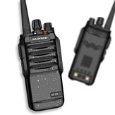Baofeng BF-N9 8W IP67 Waterproof Walkie Talkie FM Radio UHF 400-520MHz Two Way Radio 15KM Communicator