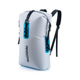 Naturehike NH19SB002 28L Outdoor Waterproof Bag Dry Wet Separation Removable Shoulder Pouch Camping Travel