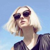 XIAOMI TS Cat Eye Nylon Sunglasses UV-Proof For Female