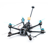 Flywoo HEXplorer LR 4 4S Hexa-copter PNP / BNF Analog Caddx Ant Cam 600mw VTX FPV Racing RC Drone