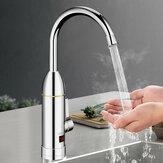 Chauffe-eau électrique sans réservoir cuisine chauffe-eau instantané robinet d'eau chaude robinet d'eau électrique robinet de chauffage 220 V 3000 W