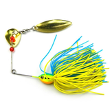 ZANLURE Fishing Lure Buzzbait Spinner Bait Rotary Lures Bait Metal Hard Lure