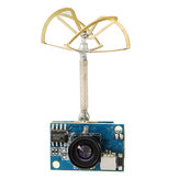 JJA-TCYH42 5.8GHz 48CH Raceband 25mW/200mW Switchable 1200TVL CMOS PAL/NTSC Switchable FPV Camera
