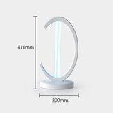 38W UVC Ozone Lampe germicide ultraviolette Télécommande UV stérile Quartz Light