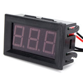 12V roter digitaler Display Thermometer LED wasserdichter Temperatursensor Test Meter