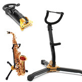 Foldable Anti-slip Tenor Alto Saxophones Stand Sax Bracket Holder