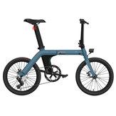 [US Directo] FIIDO D11 11.6Ah 36V 250W 20 pulgadas Bicicleta de ciclomotor plegable 25 km / h Velocidad máxima 80KM-100KM Bicicleta eléctrica de rango de kilometraje con enchufe US