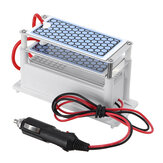 12V 10g Ozone Generator Car Disinfection Sterilization Ozone Deodorization Odor Car Air Purifier