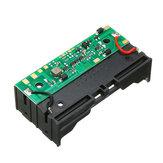 5 В 2 * 18650 Литий Батарея Зарядка ИБП Непрерывная защита Интегрированный модуль повышения платы с держателем Батарея