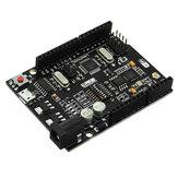 Geekcreit UNO + WiFi R3 ATmega328P+ESP8266 32MbメモリUSB-TTL CH340Gモジュール