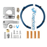 Creality 3D Ender-3/3S/3Pro/5 Gray Extruder+PTEF Tube with 4Pcs Spring Upgrade Kit