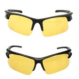 Anti Glare TAC Driving Yellow Lens óculos de sol Night Vision Polarized Óculos