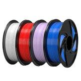 TronHoo® 1Kg TPU Filament 1.75mm Black/White/Grey/Blue for 3D Printer