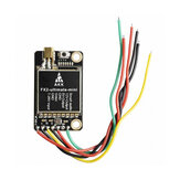Transmetteur FPV commutable AKK FX2 Ultimate Mini International 5.8 GHz 40CH 25mW / 200mW / 600mW / 1200mW