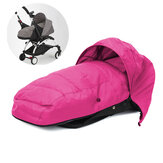 Folding Baby Stroller Sleeping Basket Infant Carriage Pushchair Sleep Pad Travel Car Stroller