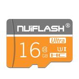 फोन कैमरा के लिए Nuiflash NF-TF 04 C10 मेमोरी कार्ड