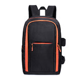 DJI FPV Combo Backpack Bag 43x31x16cm Scratch-proof Abrasion-resistant for RC Drone FPV Racing