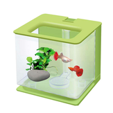 Fish Tank Aquarium Small Breeding Acrylic Box Hatchery Incubato Grow Seedlings Reproduction Holder