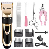 Electric Hair Clippers Scissors&Shears Shaver Trimmer Grooming Cordless Cat Dog Hair Trimmer