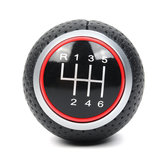 6 Speed Manual Car Gear Shift Knob For Audi A4 S4 B8 8K A5 8T Q5 8R S Line 07-15